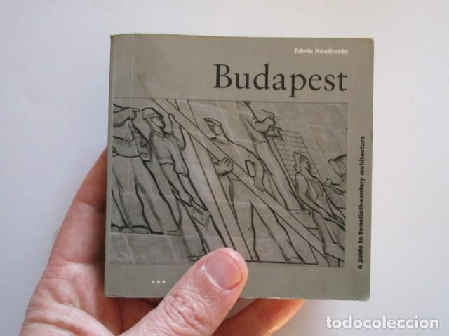 BUDAPEST, GUÍA DEL SIGLO XX, MINIATURA, VER FOTOS (Libros Antiguos, Raros y Curiosos - Bellas artes, ocio y coleccion - Arquitectura)