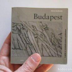 Libros antiguos: BUDAPEST, GUÍA DEL SIGLO XX, MINIATURA, VER FOTOS. Lote 197250067