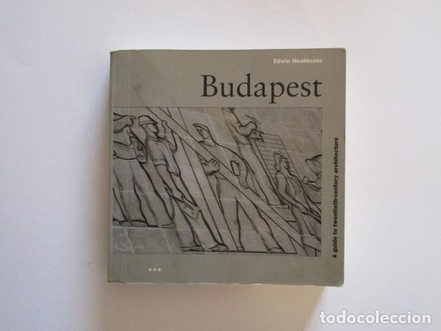 Libros antiguos: BUDAPEST, GUÍA DEL SIGLO XX, MINIATURA, VER FOTOS - Foto 2 - 197250067
