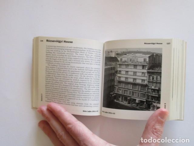 Libros antiguos: BUDAPEST, GUÍA DEL SIGLO XX, MINIATURA, VER FOTOS - Foto 4 - 197250067