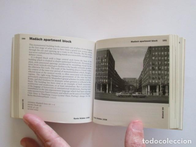 Libros antiguos: BUDAPEST, GUÍA DEL SIGLO XX, MINIATURA, VER FOTOS - Foto 5 - 197250067