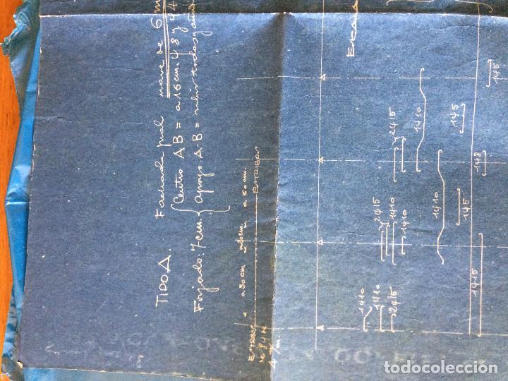 Libros antiguos: PLANOS - Foto 19 - 198230847