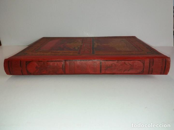 Libros antiguos: ESPECTACULAR EXPOSICION UNIVERSAL PARIS 1900 MONUMENTAL LIBRO 37 cm - Foto 7 - 198258843