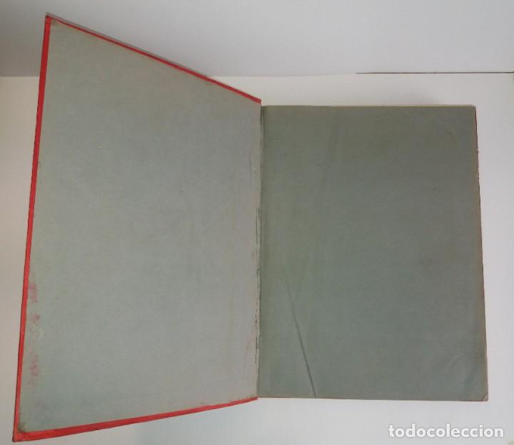 Libros antiguos: ESPECTACULAR EXPOSICION UNIVERSAL PARIS 1900 MONUMENTAL LIBRO 37 cm - Foto 8 - 198258843