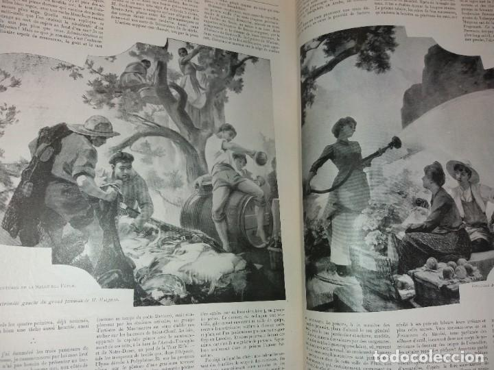 Libros antiguos: ESPECTACULAR EXPOSICION UNIVERSAL PARIS 1900 MONUMENTAL LIBRO 37 cm - Foto 24 - 198258843