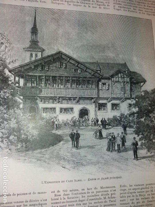 Libros antiguos: ESPECTACULAR EXPOSICION UNIVERSAL PARIS 1900 MONUMENTAL LIBRO 37 cm - Foto 37 - 198258843