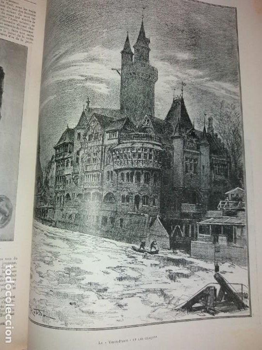 Libros antiguos: ESPECTACULAR EXPOSICION UNIVERSAL PARIS 1900 MONUMENTAL LIBRO 37 cm - Foto 39 - 198258843