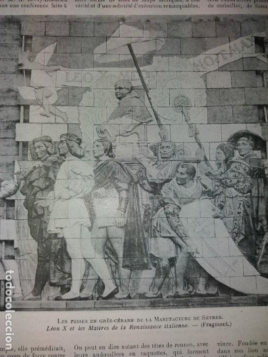 Libros antiguos: ESPECTACULAR EXPOSICION UNIVERSAL PARIS 1900 MONUMENTAL LIBRO 37 cm - Foto 44 - 198258843