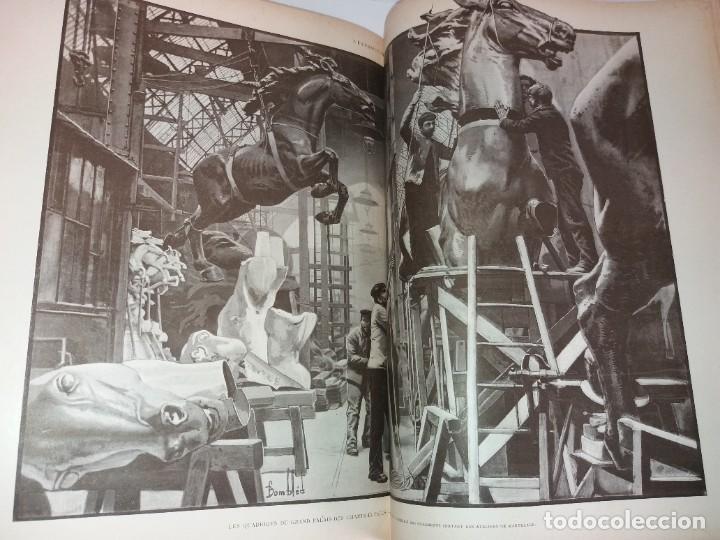 Libros antiguos: ESPECTACULAR EXPOSICION UNIVERSAL PARIS 1900 MONUMENTAL LIBRO 37 cm - Foto 45 - 198258843