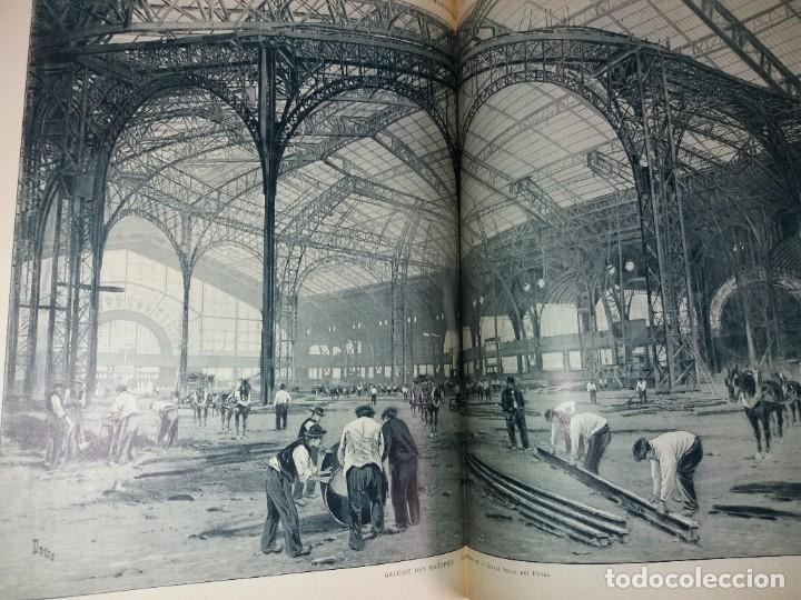 Libros antiguos: ESPECTACULAR EXPOSICION UNIVERSAL PARIS 1900 MONUMENTAL LIBRO 37 cm - Foto 53 - 198258843