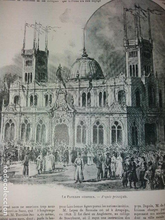 Libros antiguos: ESPECTACULAR EXPOSICION UNIVERSAL PARIS 1900 MONUMENTAL LIBRO 37 cm - Foto 63 - 198258843