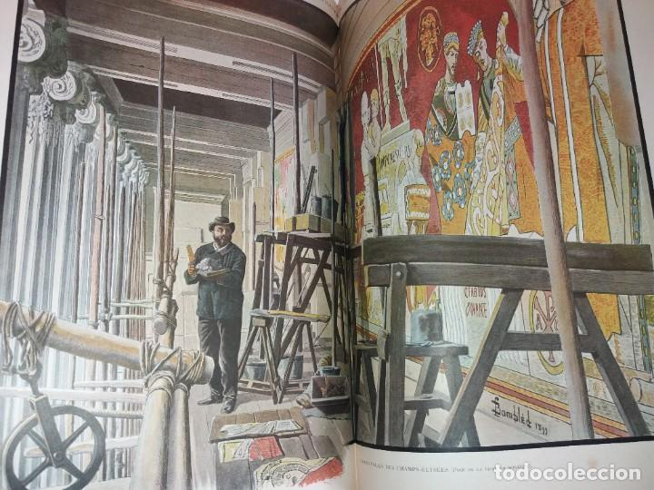 Libros antiguos: ESPECTACULAR EXPOSICION UNIVERSAL PARIS 1900 MONUMENTAL LIBRO 37 cm - Foto 69 - 198258843