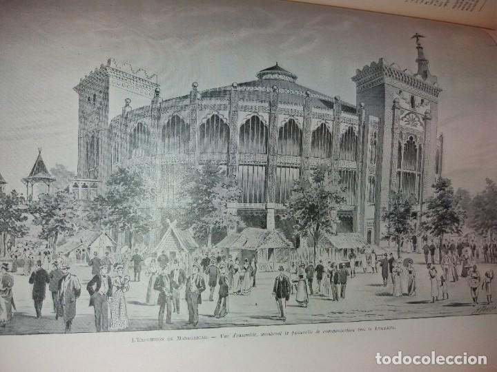 Libros antiguos: ESPECTACULAR EXPOSICION UNIVERSAL PARIS 1900 MONUMENTAL LIBRO 37 cm - Foto 72 - 198258843