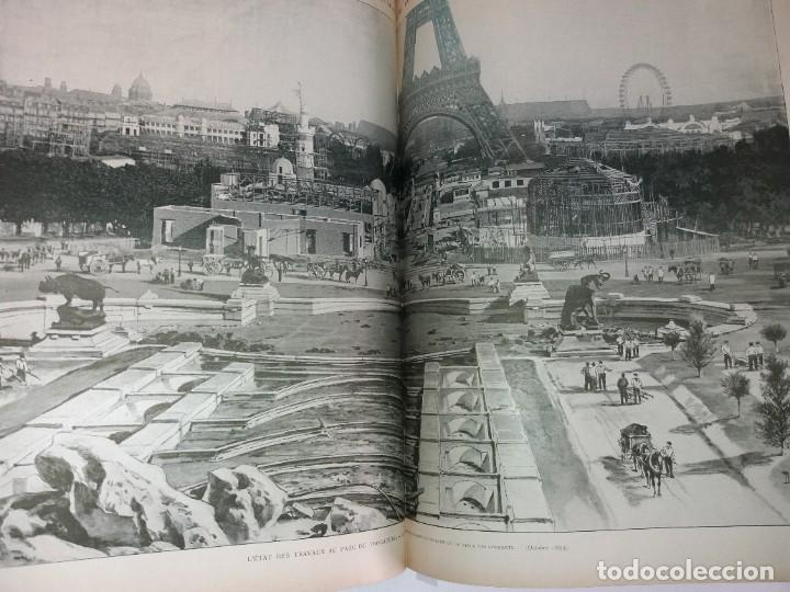 Libros antiguos: ESPECTACULAR EXPOSICION UNIVERSAL PARIS 1900 MONUMENTAL LIBRO 37 cm - Foto 80 - 198258843