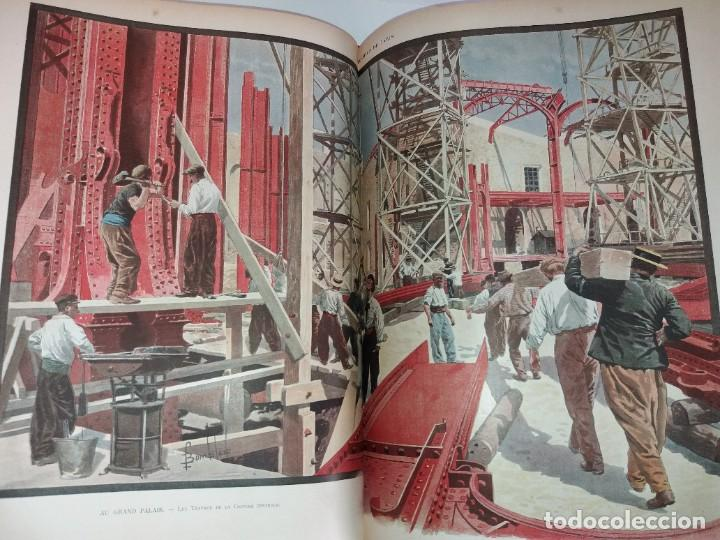 Libros antiguos: ESPECTACULAR EXPOSICION UNIVERSAL PARIS 1900 MONUMENTAL LIBRO 37 cm - Foto 87 - 198258843