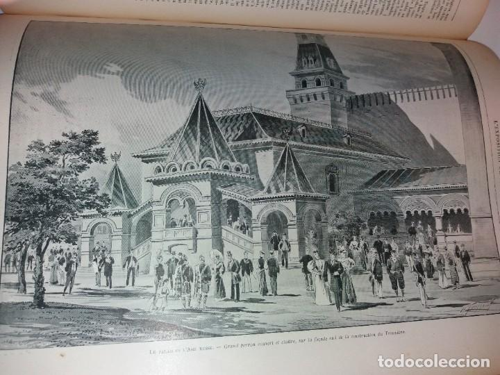 Libros antiguos: ESPECTACULAR EXPOSICION UNIVERSAL PARIS 1900 MONUMENTAL LIBRO 37 cm - Foto 88 - 198258843