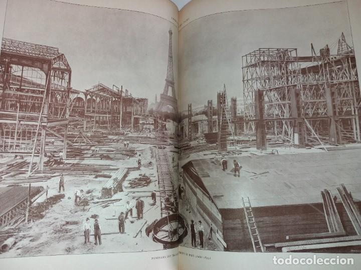 Libros antiguos: ESPECTACULAR EXPOSICION UNIVERSAL PARIS 1900 MONUMENTAL LIBRO 37 cm - Foto 90 - 198258843