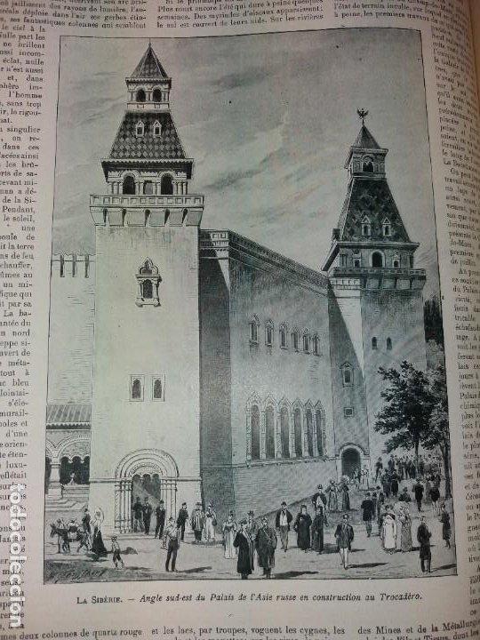 Libros antiguos: ESPECTACULAR EXPOSICION UNIVERSAL PARIS 1900 MONUMENTAL LIBRO 37 cm - Foto 91 - 198258843