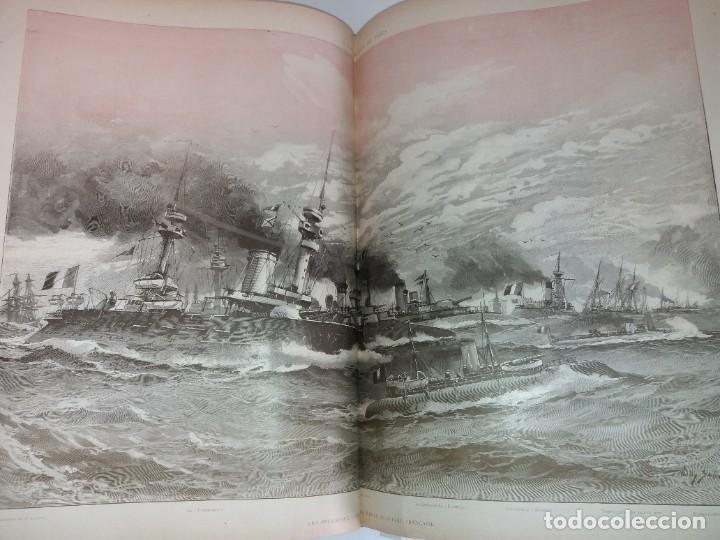 Libros antiguos: ESPECTACULAR EXPOSICION UNIVERSAL PARIS 1900 MONUMENTAL LIBRO 37 cm - Foto 95 - 198258843