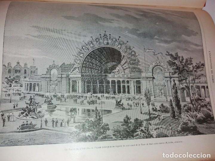 Libros antiguos: ESPECTACULAR EXPOSICION UNIVERSAL PARIS 1900 MONUMENTAL LIBRO 37 cm - Foto 101 - 198258843