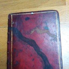 Libros antiguos: LIBRO ANTIGUO INTRODUCTION AL CONOCIMIENTO DE LAS BELLAS ARTES. Lote 198314900