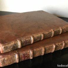 Libros antiguos: TRAITÉ D ARCHITECTURE...TOMOS I Y II. S. LE CLERC/GIFFART. OBRA COMPLETA CON 181 GRABADOS. Lote 198716087