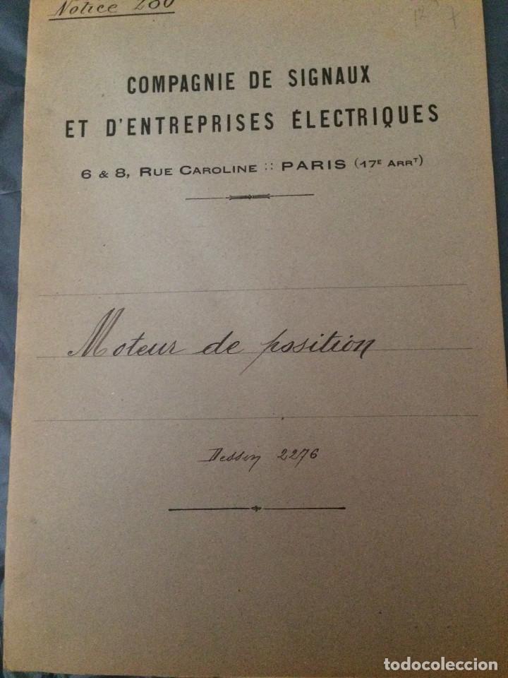 FRANCIA 1919 PROYECTO (Libros Antiguos, Raros y Curiosos - Bellas artes, ocio y coleccion - Arquitectura)