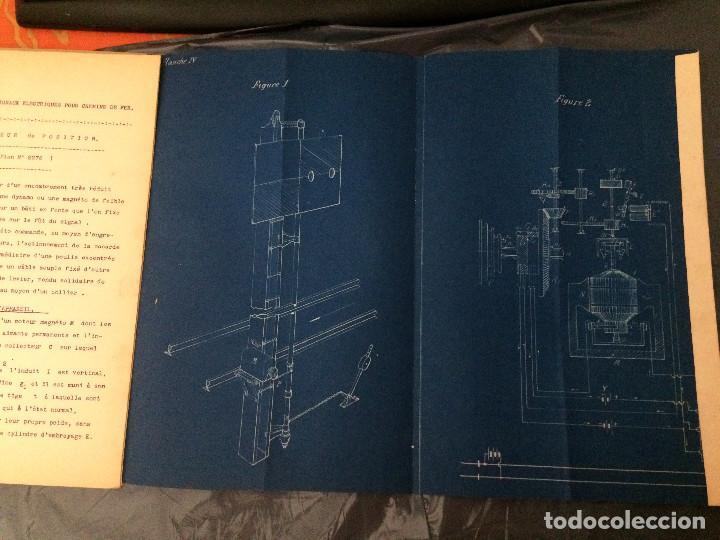 Libros antiguos: FRANCIA 1919 PROYECTO - Foto 3 - 198736636