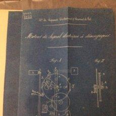 Libros antiguos: DOS PLANOS. Lote 198737286