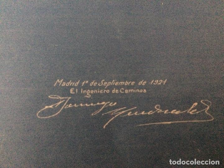 Libros antiguos: DOS PLANOS - Foto 8 - 198737286