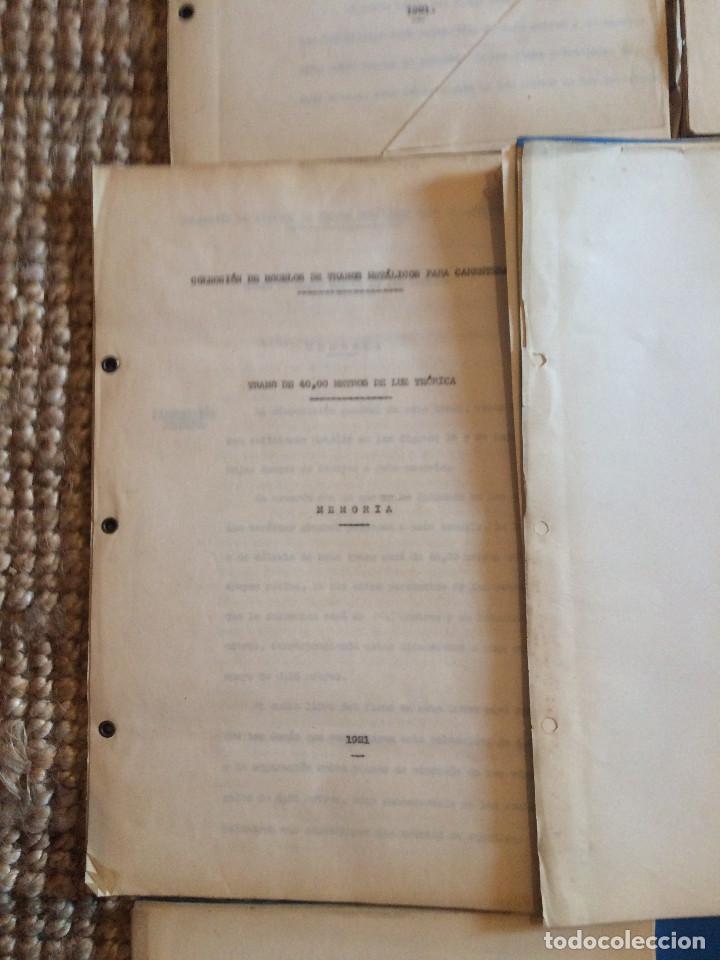 Libros antiguos: COLECCION DE MODELOS DE TRAMOS METALICOS PARA CARRETERAS 1921 (ORIGINALES) - Foto 4 - 198884572