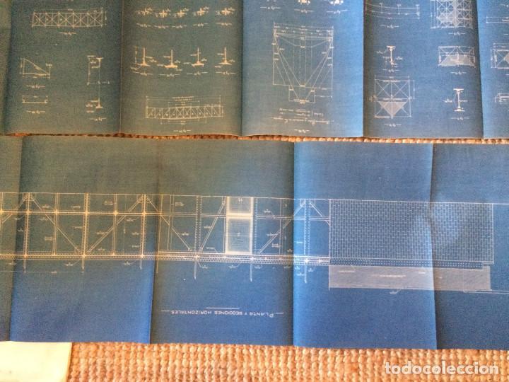 Libros antiguos: COLECCION DE MODELOS DE TRAMOS METALICOS PARA CARRETERAS 1921 (ORIGINALES) - Foto 8 - 198884572