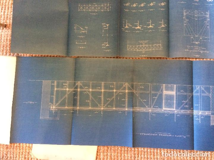 Libros antiguos: COLECCION DE MODELOS DE TRAMOS METALICOS PARA CARRETERAS 1921 (ORIGINALES) - Foto 9 - 198884572