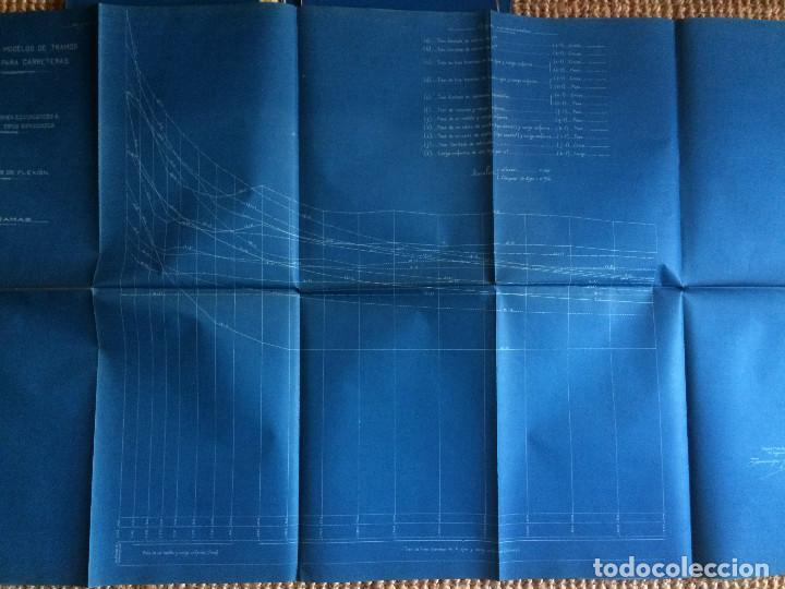 Libros antiguos: PROYECTO COMPLETO MINISTERIO FOMENTO 1922 (UNICO) - Foto 3 - 199089905