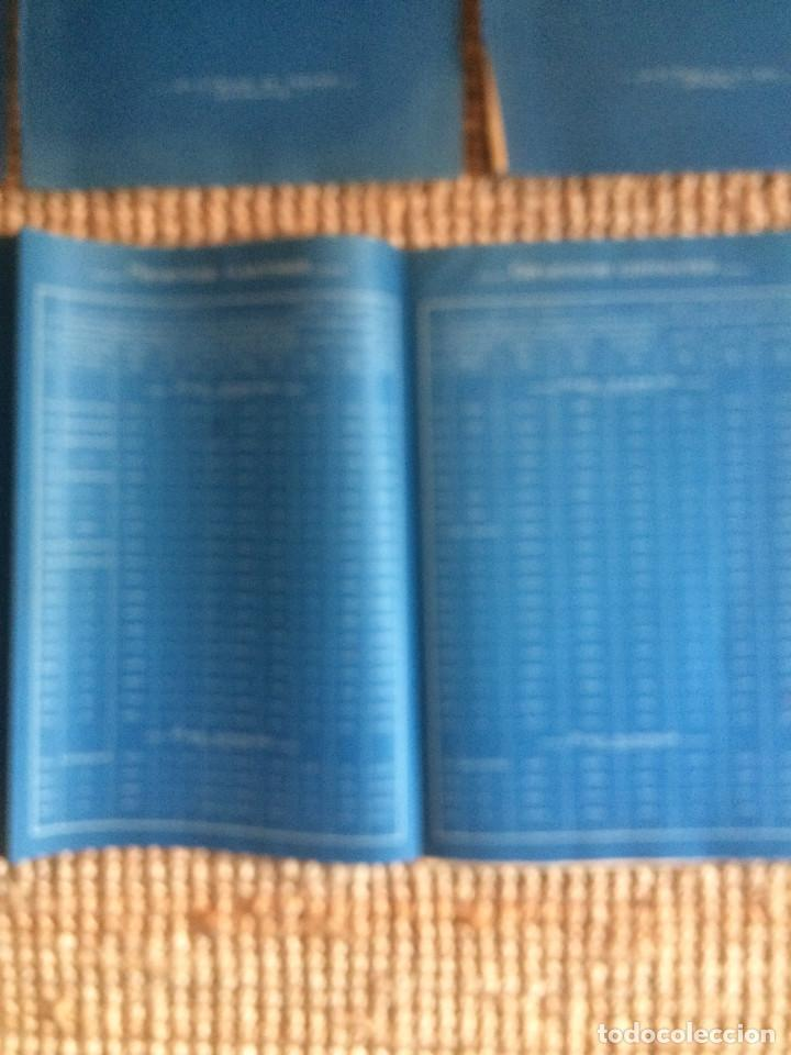 Libros antiguos: PROYECTO COMPLETO MINISTERIO FOMENTO 1922 (UNICO) - Foto 30 - 199089905