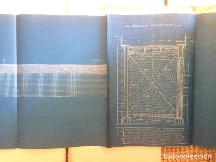 Libros antiguos: PROYECTO COMPLETO MINISTERIO FOMENTO 1922 (UNICO) - Foto 73 - 199089905