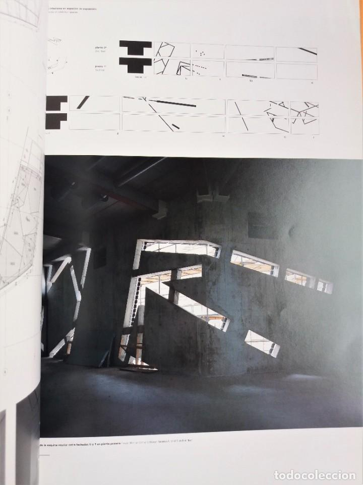 Libros antiguos: EL CROQUIS nº 80 - DANIEL LIBESKIND (arquitectura y diseño) - Foto 6 - 199248660