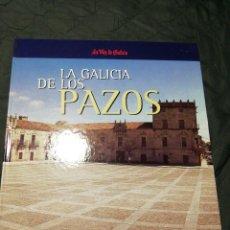 Libros antiguos: LA GALICIA DE LOS PAZOS.. Lote 201943450