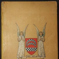 Libros antiguos: ÁLBUM DE JAVIER. EXCMA. DUQUESA DE VILLAHERMOSA CON AUTÓGRAFO. 1901. DUQUESA DE TARIFA. NAVARRA.. Lote 203296230