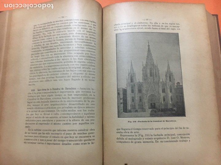 Libros antiguos: Estereotomia de la piedra - Foto 6 - 121969510