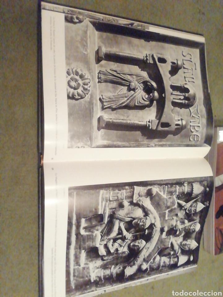 Libros antiguos: Arquitectura del románico en Europa. Harald Busch y Bernd Lohse. 1965 - Foto 2 - 205701248