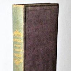 Libros antiguos: ESSAI SUR L´ARCHITECTURE DES ARABES ET DES MORES, EN ESPAGNE, EN SICILE, ET EN BARBARIE. Lote 205820013