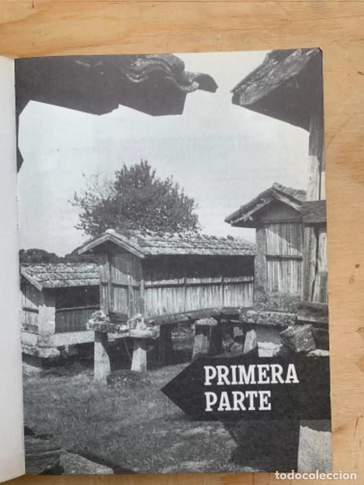 Libros antiguos: Hórreos y Palafitos de la Península Ibérica, - Foto 3 - 207946736