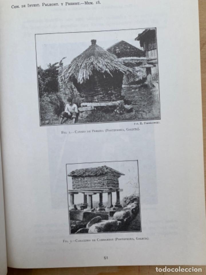 Libros antiguos: Hórreos y Palafitos de la Península Ibérica, - Foto 4 - 207946736