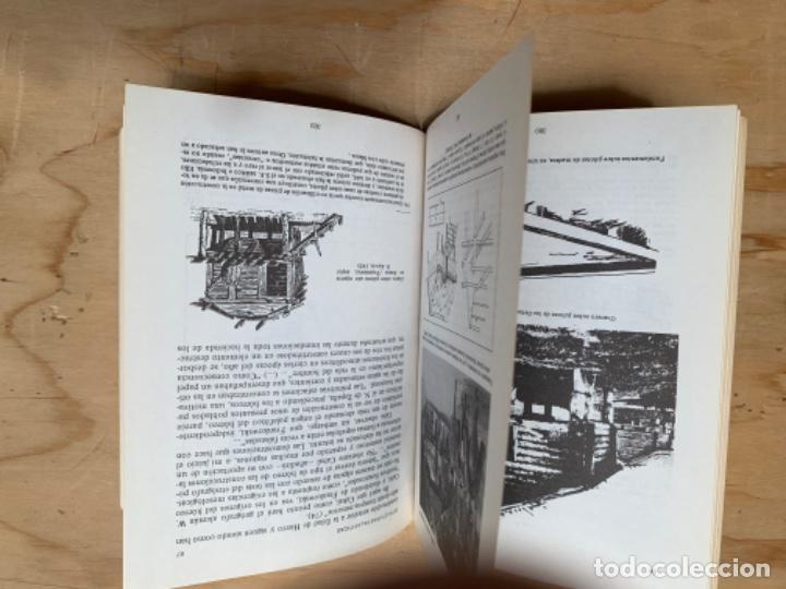 Libros antiguos: Hórreos y Palafitos de la Península Ibérica, - Foto 6 - 207946736