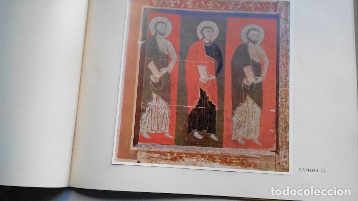 Libros antiguos: FRONTALS ROMANICS CATALANS DEL MUSEU D`ART DE CATALUNYA, 14 LAMINAS 1934 - Foto 2 - 208061345