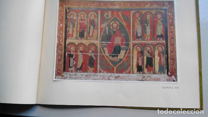 Libros antiguos: FRONTALS ROMANICS CATALANS DEL MUSEU D`ART DE CATALUNYA, 14 LAMINAS 1934 - Foto 3 - 208061345