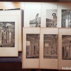Libros antiguos: DAS SCHLOSS ZU HEIBELBERG 1883 ALBUM FOTOGRAFÍAS ALEMANIA DEUTSCHLAND. Lote 209733457