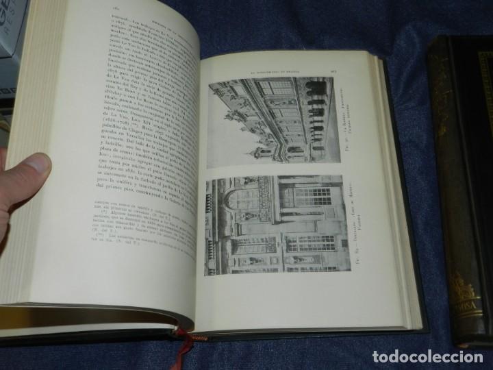 Libros antiguos: (MF) FLETCHER - CALZADA - HISTORIA DE LA ARQUITECTURA POR UN METODO COMPRADO, 3 VOLS, 1928 - Foto 5 - 210830774