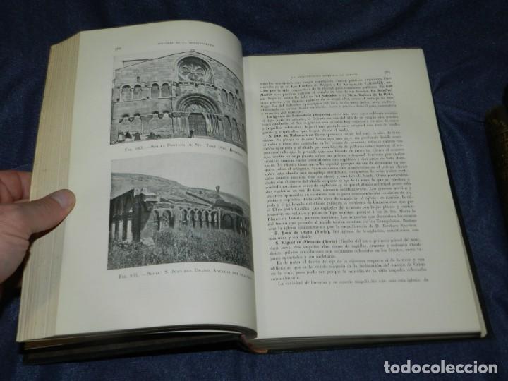 Libros antiguos: (MF) FLETCHER - CALZADA - HISTORIA DE LA ARQUITECTURA POR UN METODO COMPRADO, 3 VOLS, 1928 - Foto 7 - 210830774